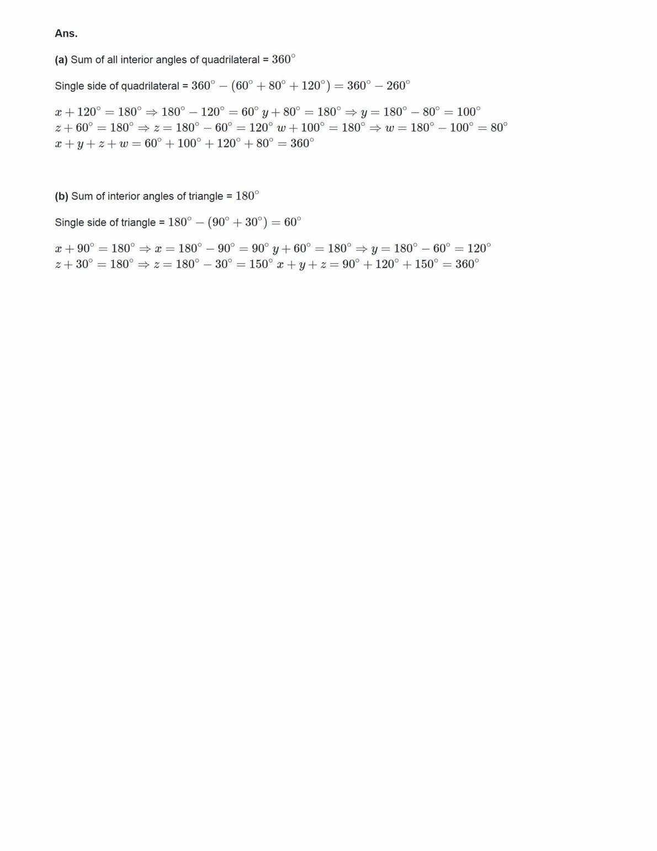 Ncert Solutions For Class 8 Maths Chapter 3 Ex 3.1