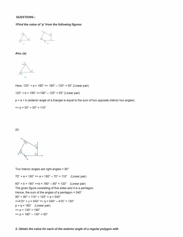 Cbse 8th Class Maths Book Solutions