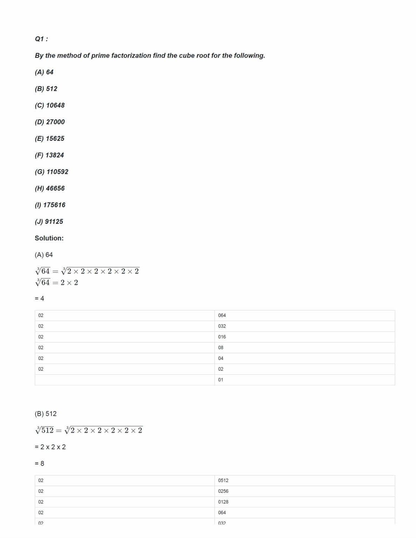 Ncert Solutions For Class 8 Maths Chapter 7 Ex 7.2