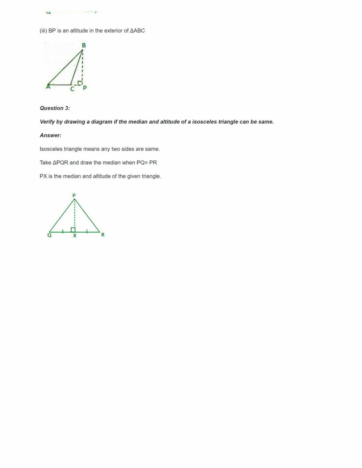 Ncert Solutions For Class 7 Maths Chapter 6 Ex 6.1