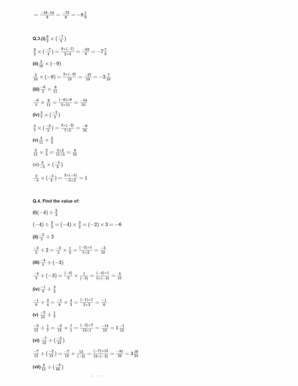Ncert Solutions For Class 7 Maths Chapter 9 Ex 9.2