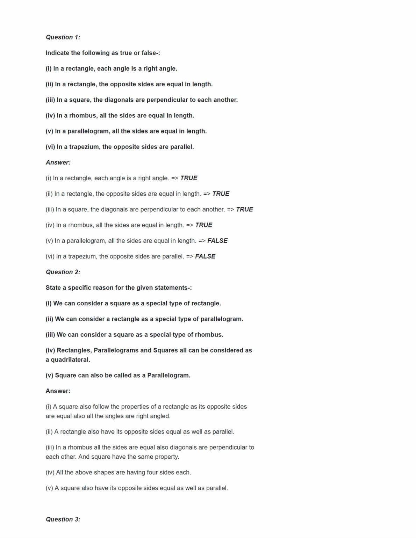 Ncert Solutions For Class 6 Maths Ex 5.7