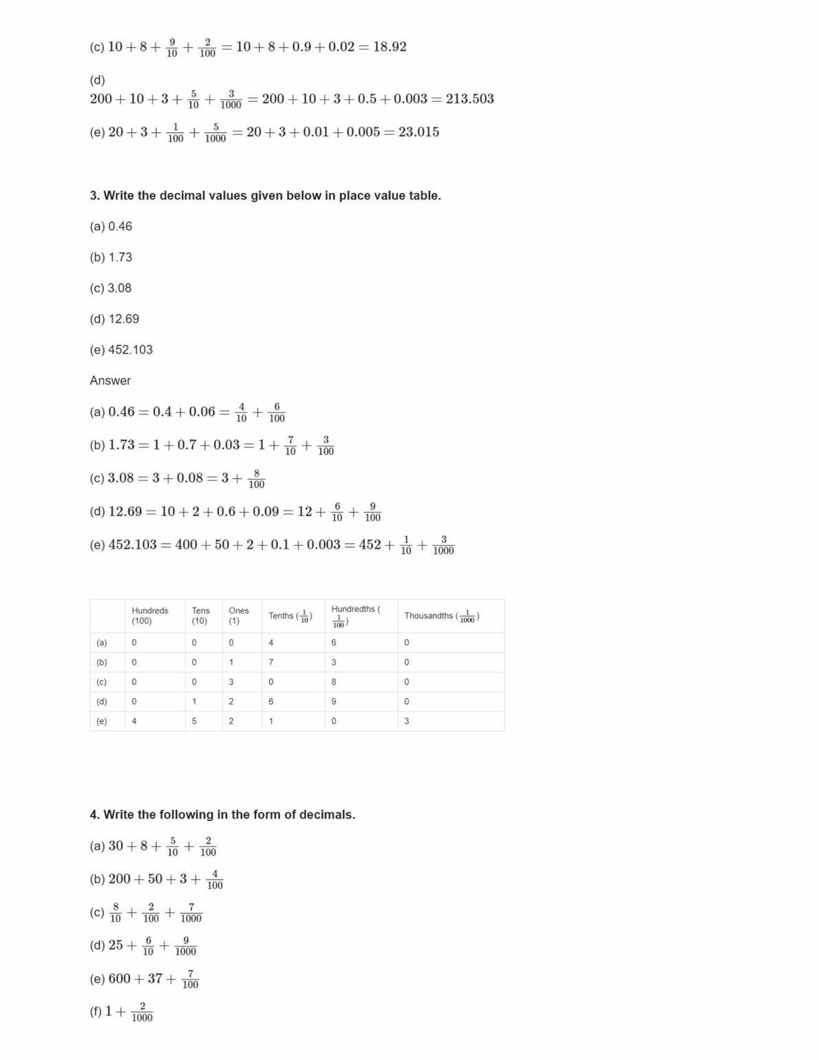 Ncert Solutions For Class 6 Maths Ex 8.2