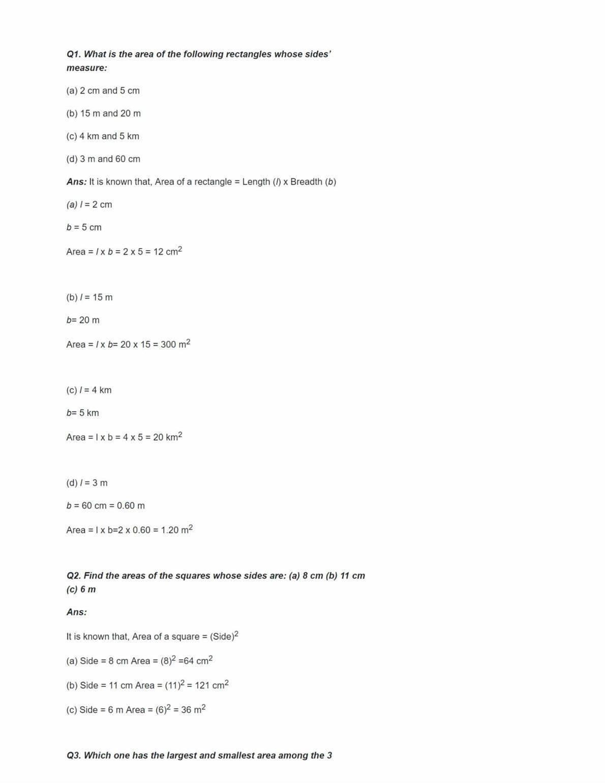 Ncert Solutions For Class 6 Maths Chapter 10 Ex 10.3