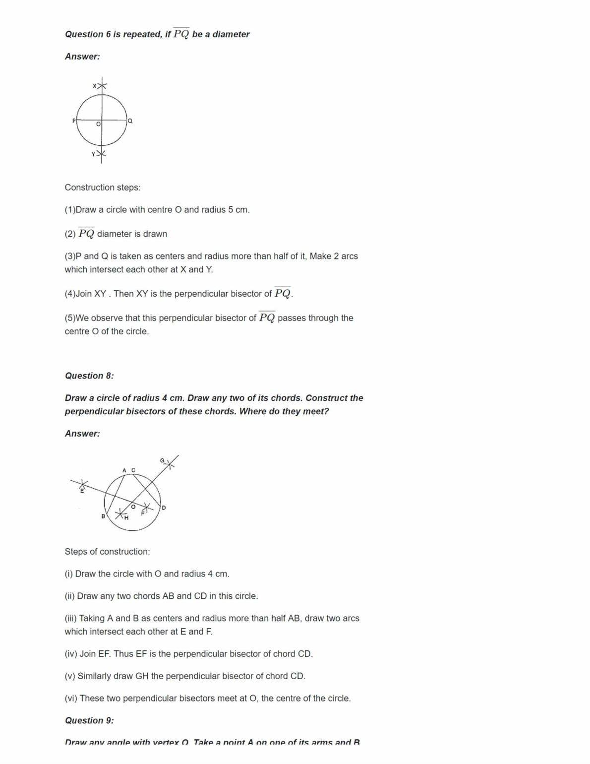 Ncert Solutions For Class 6 Maths Chapter 14 Ex 14.5