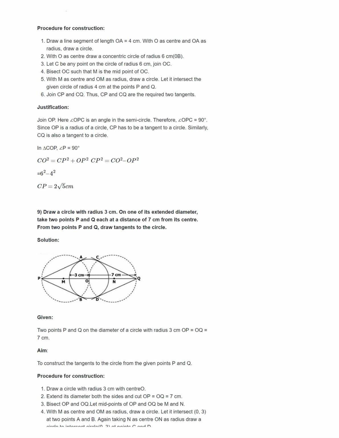 Ncert Solutions For Class 10 Maths Chapter 11 Ex 11.2