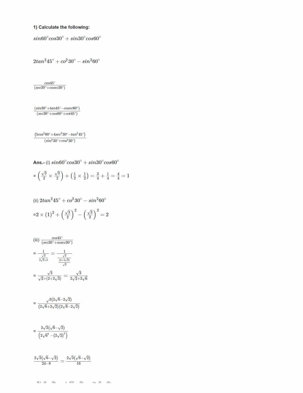 Ncert Solutions For Class 10 Maths Chapter 8 Ex 8.2
