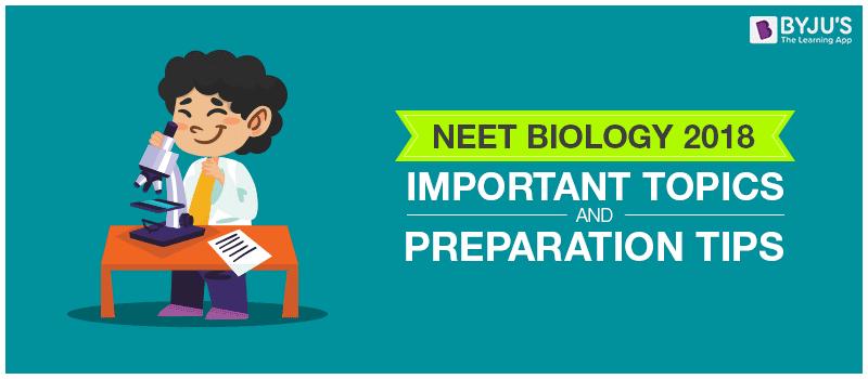 NEET Biology 2018