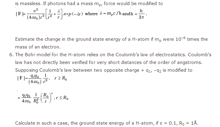 important questions class 12 physics chapter 12 atoms 3