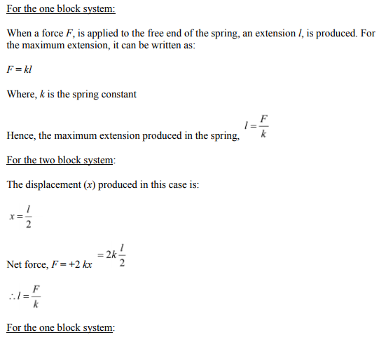 Physics Numericals Class 11 Chapter 14 50