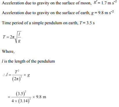 Physics Numericals Class 11 Chapter 14 58