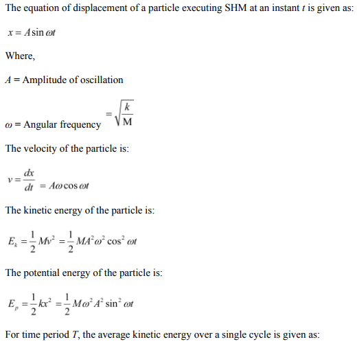 Physics Numericals Class 11 Chapter 14 85