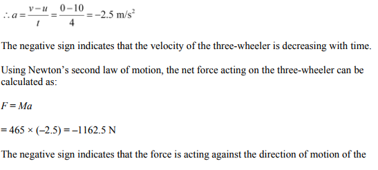 Physics Numericals Class 11 Chapter 5 19