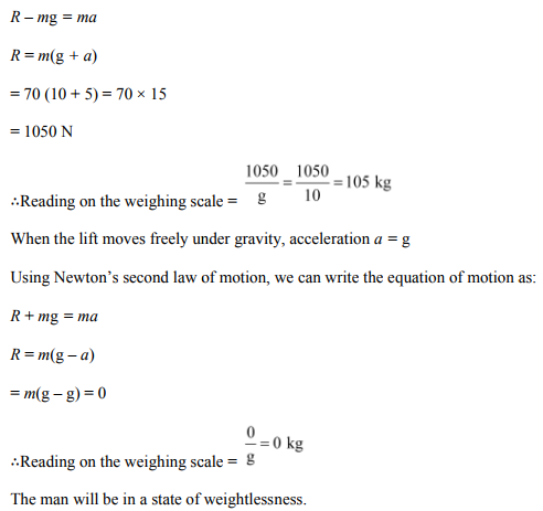 Physics Numericals Class 11 Chapter 5 38