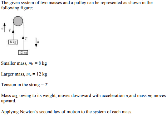 Physics Numericals Class 11 Chapter 5 48
