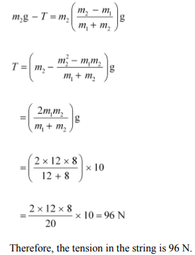 Physics Numericals Class 11 Chapter 5 50
