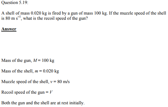 Physics Numericals Class 11 Chapter 5 55