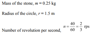 Physics Numericals Class 11 Chapter 5 61