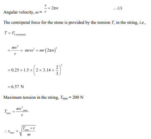 Physics Numericals Class 11 Chapter 5 62