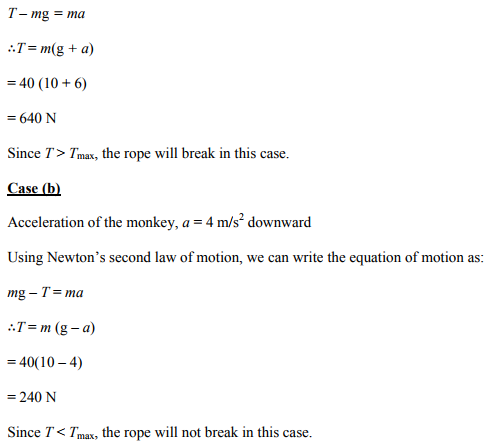 Physics Numericals Class 11 Chapter 5 102
