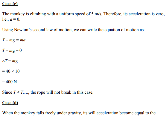 Physics Numericals Class 11 Chapter 5 103