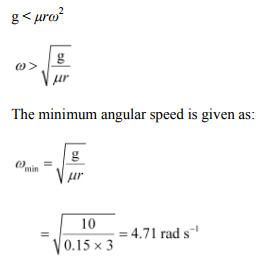Physics Numericals Class 11 Chapter 5 124