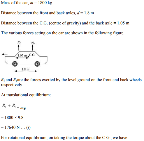 Physics Numericals Class 11 Chapter 7 30