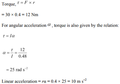 Physics Numericals Class 11 Chapter 7 55