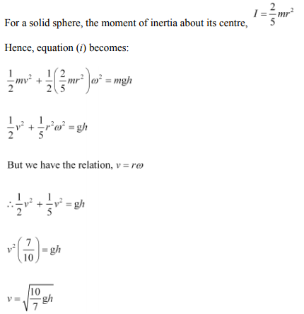Physics Numericals Class 11 Chapter 7 70
