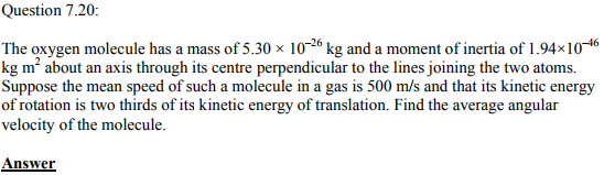 Physics Numericals Class 11 Chapter 7 79