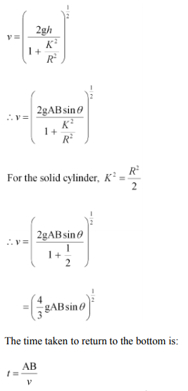 Physics Numericals Class 11 Chapter 7 89