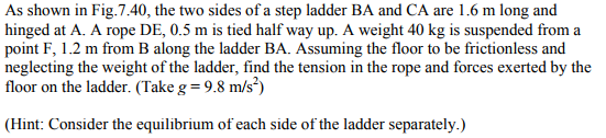 Physics Numericals Class 11 Chapter 7 92