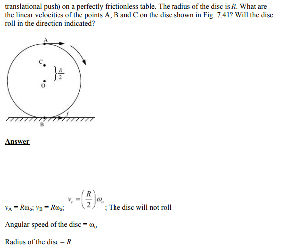 Physics Numericals Class 11 Chapter 7 122