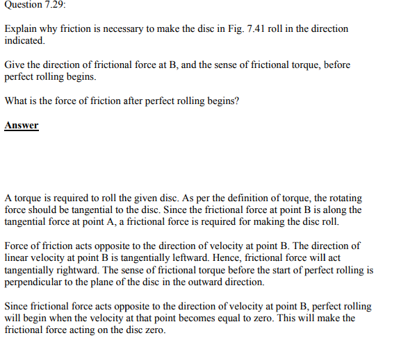 Physics Numericals Class 11 Chapter 7 125