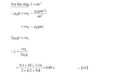 Physics Numericals Class 11 Chapter 7 129
