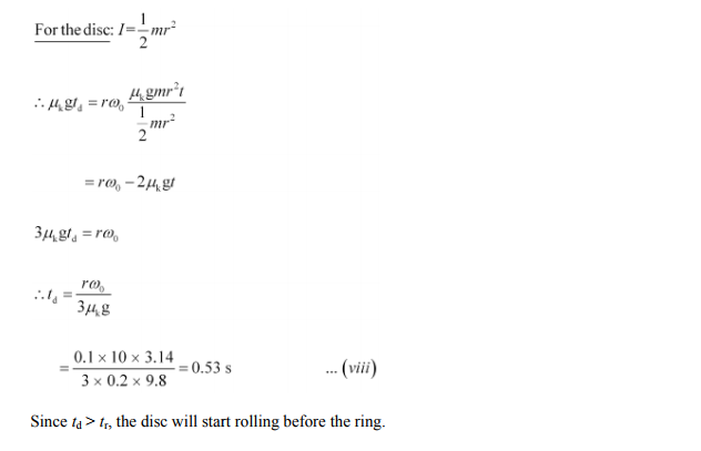 Physics Numericals Class 11 Chapter 7 130