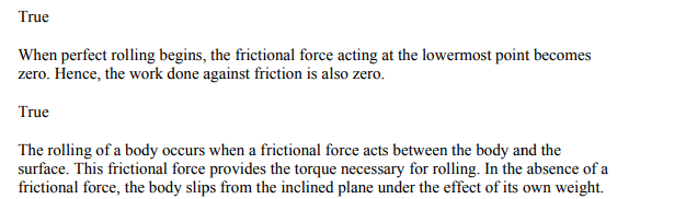 Physics Numericals Class 11 Chapter 7 137