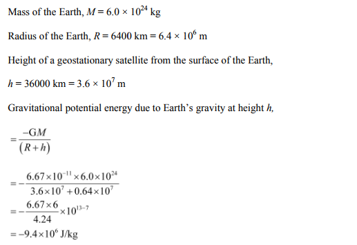 Physics Numericals Class 11 Chapter 8 55