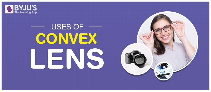 Uses Of Convex Lens