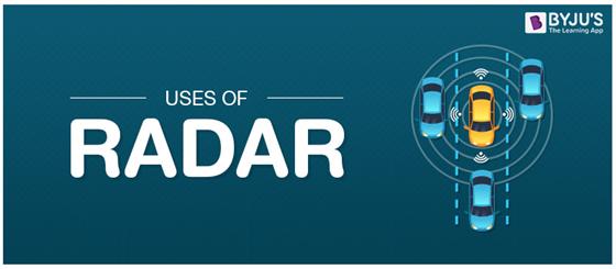 Uses of RADAR