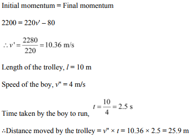 Physics Numericals Class 11 Chapter 6 98