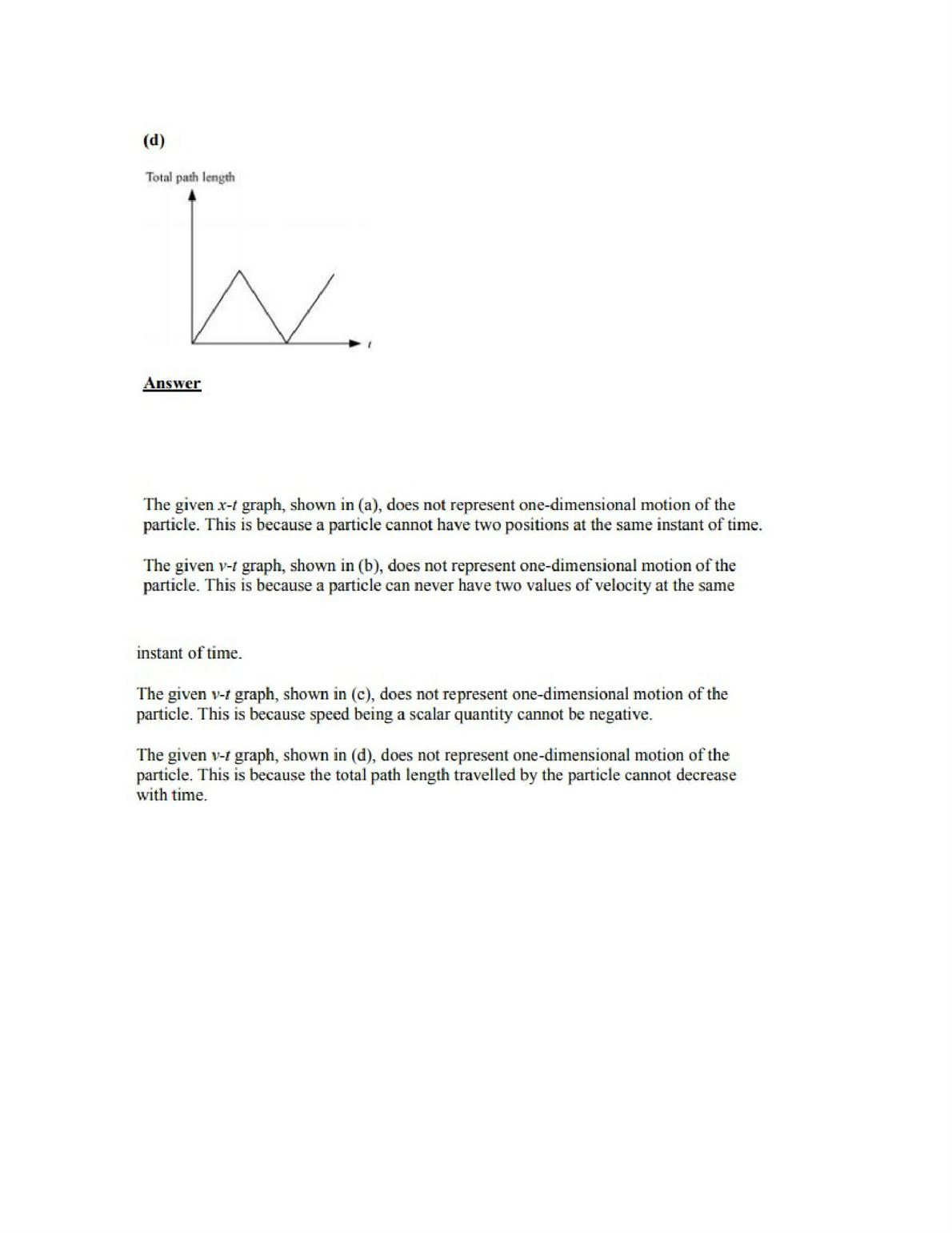 Physics Numericals Class 11 Chapter 3 22