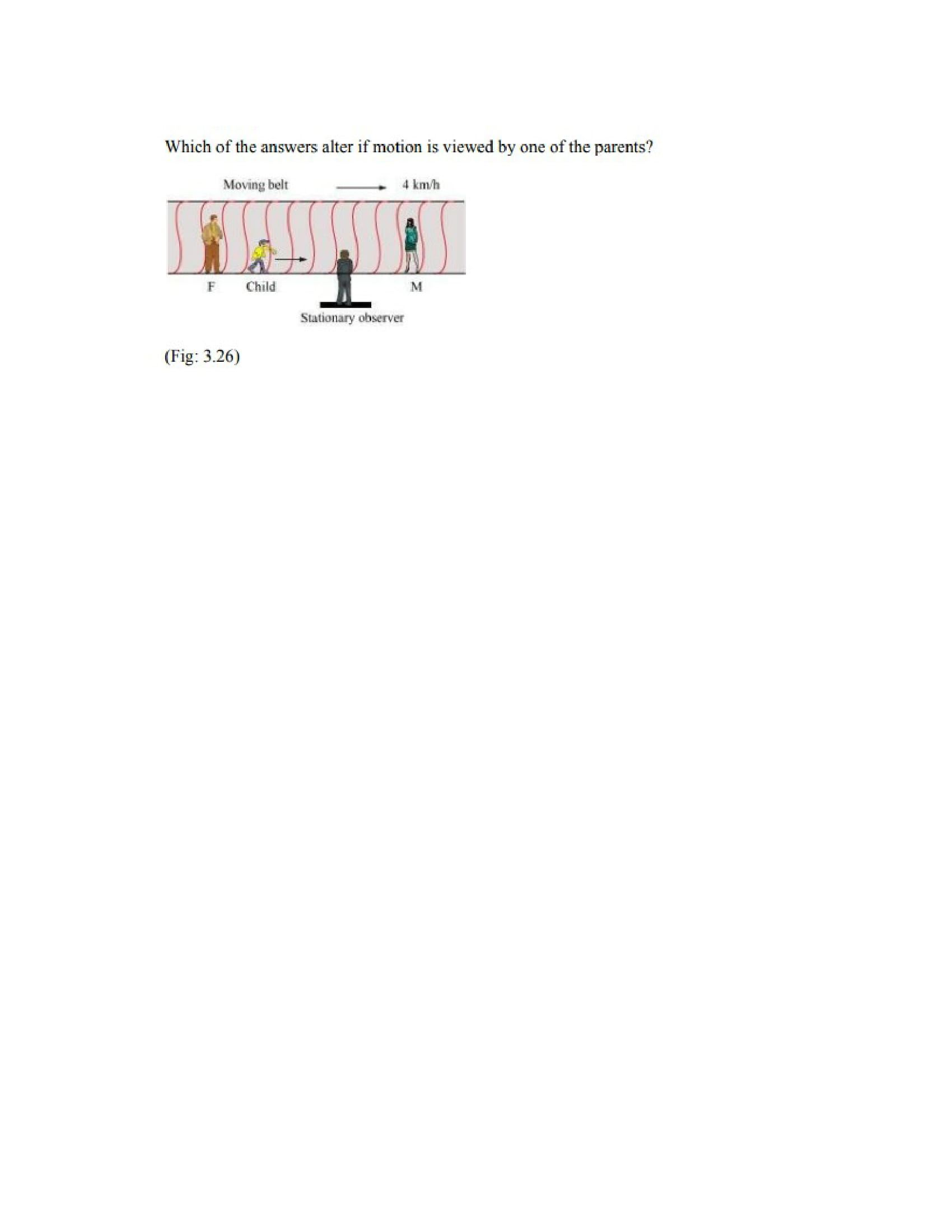 Physics Numericals Class 11 Chapter 3 34