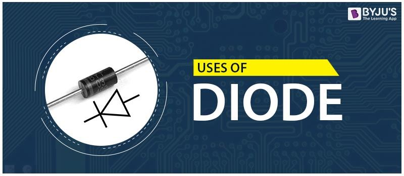 Uses Of Diode