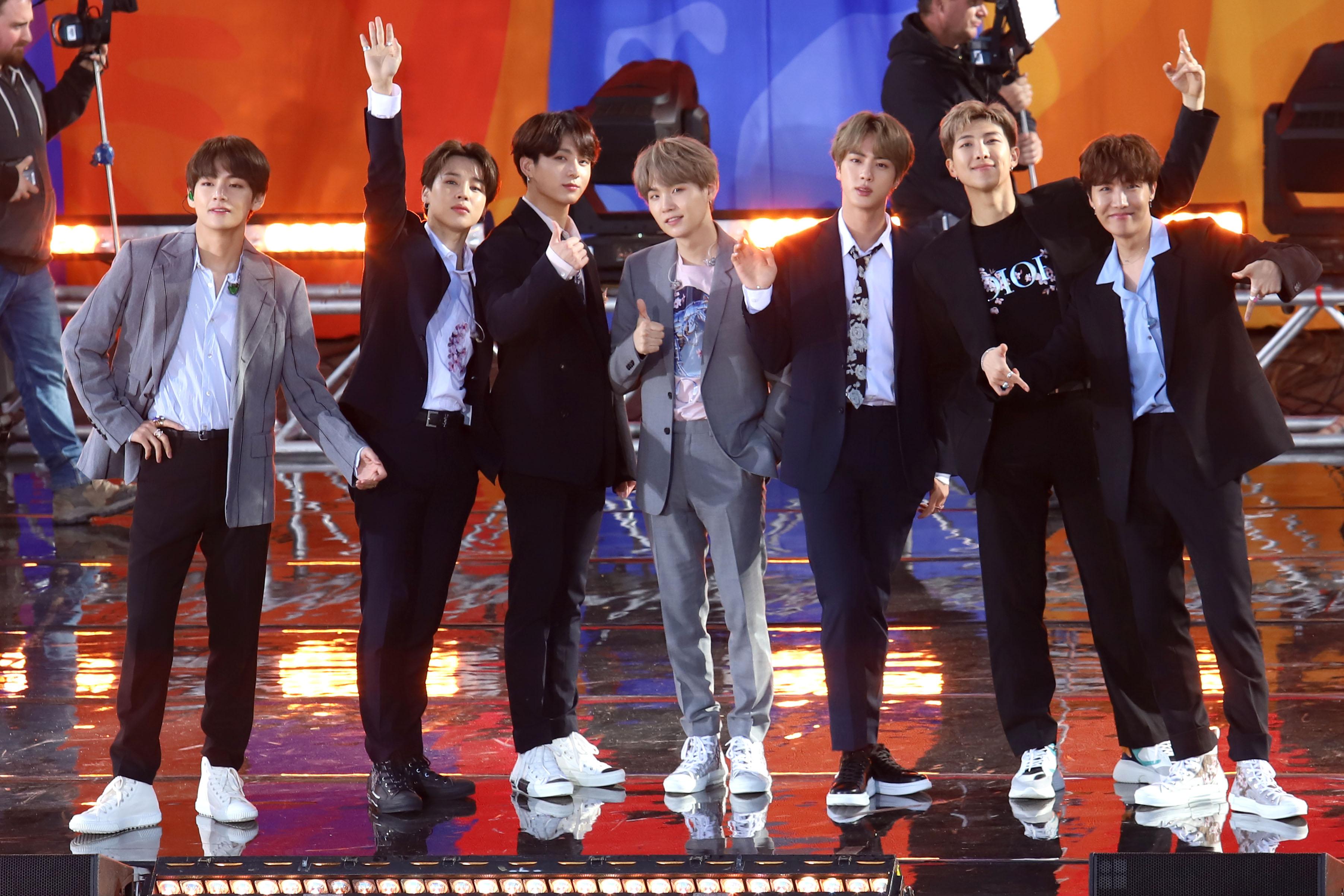 Boy band - BTS