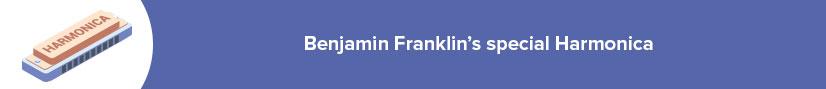 Benjamin Franklin's armonica