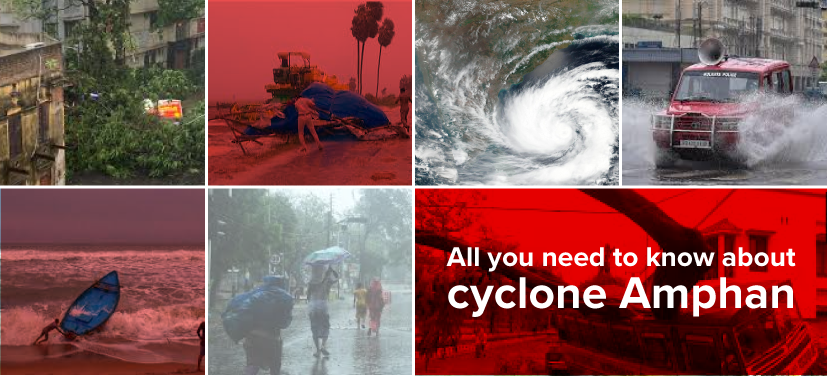 All you need to know about cyclone Amphan