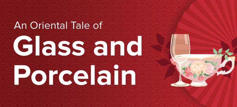 Banner image: An Oriental Tale of Glass and Porcelain