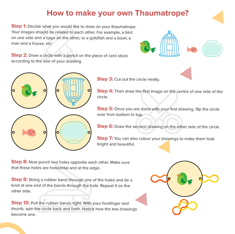 DIY Thaumatrope