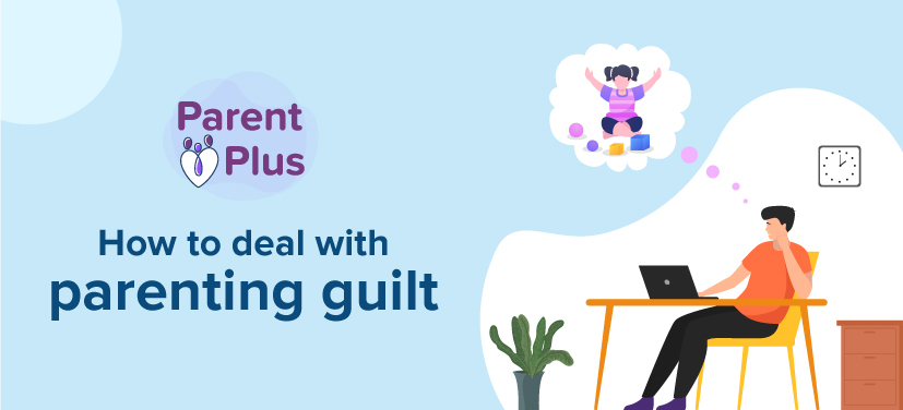 Say No to Parenting Guilt